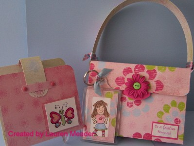 Alexa's Purse & Wallet set