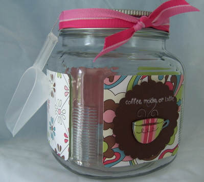coffe jar