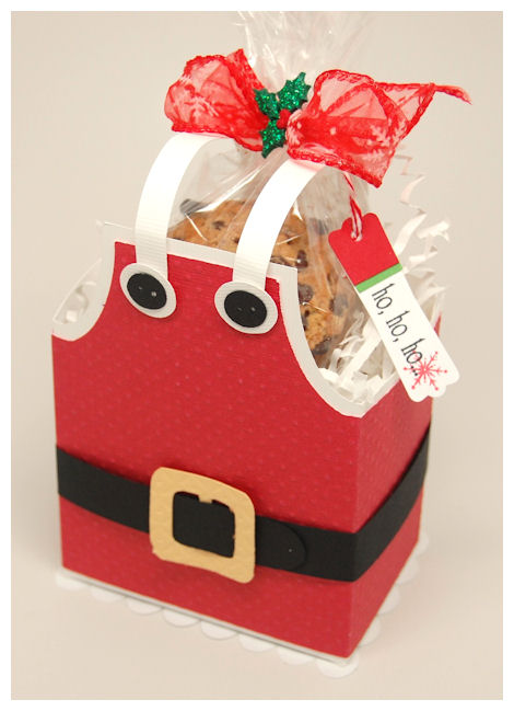 Diy Christmas Favor Boxes : Got holiday gifts cover it all my time creations
